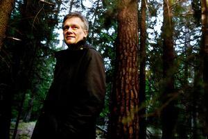 Anders Lerner har ett stort naturintresse och i sin ungdom var han med i Fältbiologerna. Foto: Janne Näss