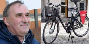 Bo Bjurman (M) är kritisk till hur Borlänges tjänstemän hanterat cykelutlåningen.