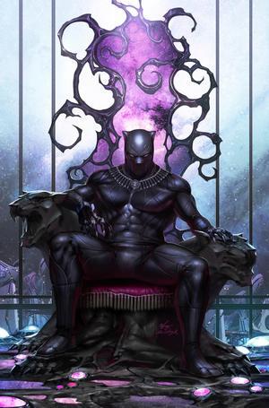 Black Panther 2018. Tecknad av InHyuk Lee.Foto: Marvel/AP