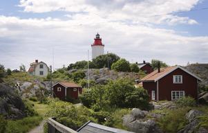 Fyren på Landsort. Foto: Anna Nilsson/arkiv