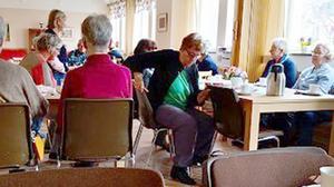 Höstmötets medlemmar godkände bland annat föreningens verksamhetsplan och budget. Foto: Lars Dahlquist