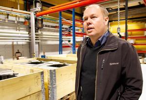 Henrik Sonerud har tillsammans med Jon Larsgården reserverat marken i ett år.