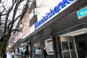 Handelsbanken Hudiksvall.