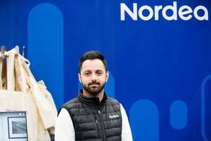 Shervin Sardari, Nordea.