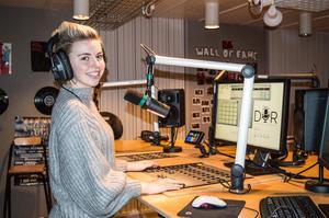 Amanda Wilhelmsson, studentradion Dalarna