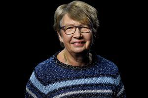 Anita Nyström, belönad med Årets Livsgärning under Svenska Hjältar -galan 2017.  Foto: Björn Lindahl