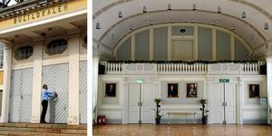 Bultlokalen i Hallstahammar är en ny utställningslokal för årets Konst- och kulturrunda i Kolbäcksådalen. (Arkivbilder)