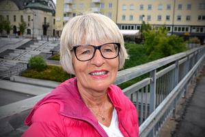 Anne Marie Veie Sandvik, 68, tandläkare, Levanger i  Norge