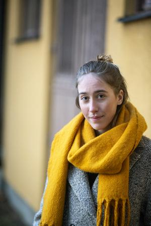 """""""Jag skrek inte, bet inte, tänkte bara att om jag ska överleva det här så får det inte göra ont"""" säger Emelie Kastberg."""