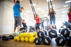 Nytt gym för seniorer öppnar på Trafikgatan.