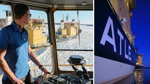 Karl Herlin och hans kollegor kommer att visa runt. Foto: Linda Svensson/Sjöfartsverket.