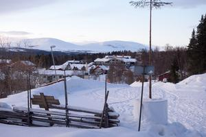 Naturen i och runt Funäsdalen har inspirerat till flera alster.