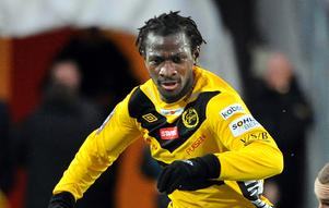 Amadou Jawo – i Elfsborg.  Bild: Conny Sillén/TT