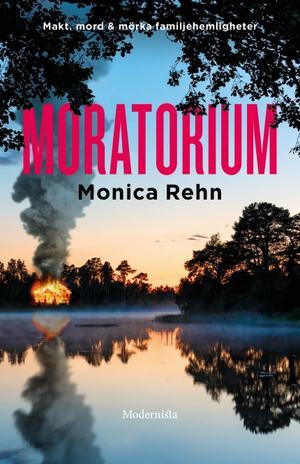 """Boken """"Moratorium"""" kommer ut 12 maj."""