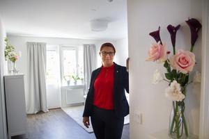 Kommunen har fortfarande ett ansvar för den som behöver hemtjänst framhåller vård- och omsorgschef Malin Rutström vid Nordanstigs kommun.
