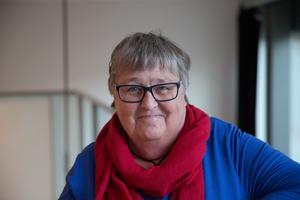 Kerstin Pettersson (V), sjuksköterska, centrum, 63 år.