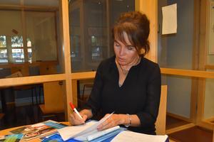 Att organisera SPES Norrtälje har varit en livlina för Minna Ly.