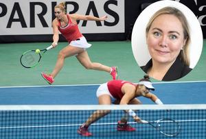 Tennis - en ny passion hos krönikören. Bild: Graham Hughes/The Canadian Press (ej montage)