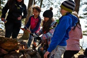 Svenskt Friluftsliv ger scouterna 2,1 miljoner till projekt.Foto: Scouterna