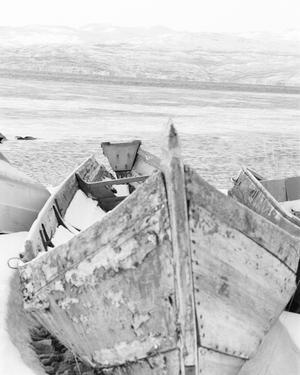 Karl Henrik Edlund har fotograferat längs med Norra ishavskusten.