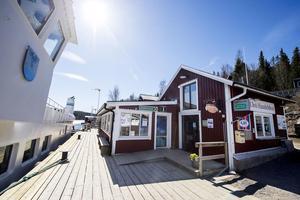 Ulvö Handelsbod stängde vid årsskiftet.