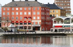 Oktoberteatern håller till i Castorhuset.