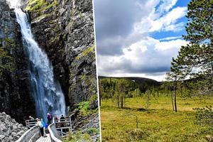 Länsstyrelsen satsar stort på Fulufjällets nationalpark i Älvdalens kommun. Myndigheten ska anlägga en ny parkering och rusta upp leder ytterligare kring vattenfallet Njupeskär, som finns i nationalparken.
