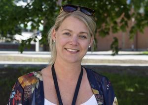 Anna Forsberg, 37 år, försäkringsrådgivare, Grönviken