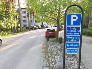 Parkeringsavgifterna för boende hos Mimer höjs i flera stadsdelar, bland annat på Öster Mälarstrand som tillsammans med centrum och Lillåudden får de högsta avgifterna.
