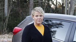 Rebecka Tinnerholm startade ett upprop på Facebook mot den dåliga skolmaten i Timrå.