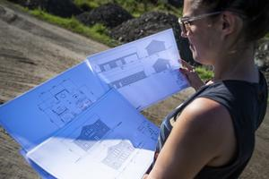 Det är många som drömmer om att få bygga sig ett eget hus i Örebro.