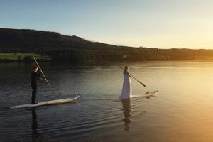 Parets kärlekshistoria började för tre år sedan. Lotten var då på väg ut på tur till Jämtgavelns naturreservat. Bild: Johanna Lundkvist.