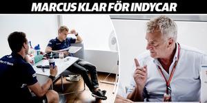 Marcus Ericssons manager Eje Elgh berättar för Sporten hur processen gick till: – Marcus var eftertraktad från flera håll och stall, säger han.
