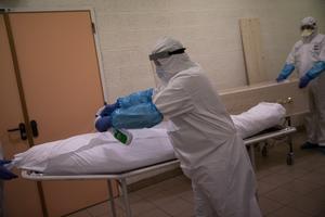 Med över 9000 döda i covid-19 är Belgien ett av de länder som drabbats värst av coronapandemin. Arkivfoto.