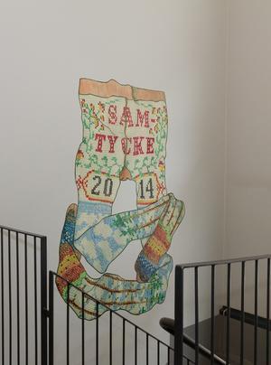"""""""Samtycke"""". Arkivfoto: Susanne Flink / Open Art"""