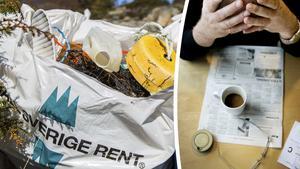 Håll Sverige rent!-kampanjen satte skräpuppsamling på dagordningen under 1970-talet. Än i dag jobbar de för ett renare Sverige. Bild: Tomas Arlemo