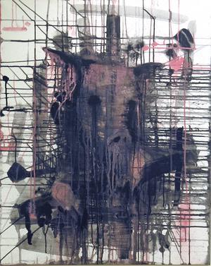 """""""Grisen"""" av Johanna Forsberg."""