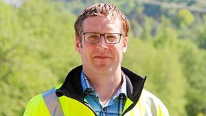 Jan Eriksson, enhetschef gatuavdelningen på Timrå kommun.