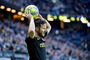 Robert Lundström är snart tillbaka i spel. Kanske redan på fredag. Bild: Jessica Gow/TT