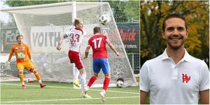 Magnus Lampert är mannen som ska leda HuFF framåt.