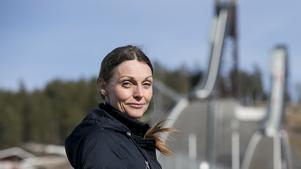Liselott Jonsson fick gå hem i augusti med en årslön. I dag vill hon kontaktas via sin advokat. Fotot är taget vid ett annat tillfälle.