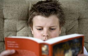 De rödgröna vill satsa på läsfrämjande åtgärder för läsovana. Foto: Henrik Montgomery/Scanpix
