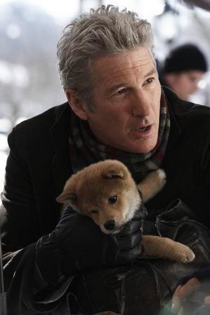 """Oemotståndligt par. Richard Gere och världshistoriens trognaste hund.Foto: ScanboxSkådespelerskan Mo'Nique vann en välförtjänt Golden Globe för bästa biroll för """"Precious"""".Foto: Noble entertainment"""