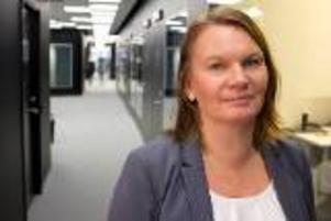 Kristin Lahed, Svenskt Näringsliv, är missnöjd med regeringen.