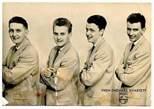Sven Ingvars kvartett.