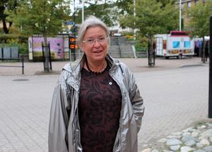Gunilla Fluur, förstanamn för Västra initiativet.