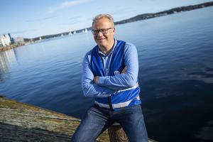 Tävlingsledaren och ÖSS ordförande Pär Jansson hoppas att de kan få allsvenskan till Örnsköldsvik fler gånger.