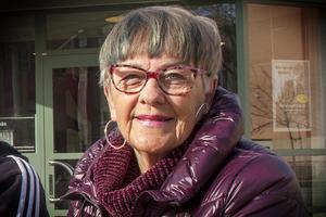 Ingrid Hammarberg (L), ersättare i kulturnämnden.