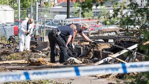 """Extremt få fälls för bombdåden: """"Konsekvensen är att våldet fortsätter och eskalerar"""""""