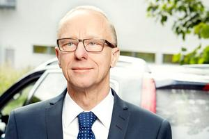 Tommy Andersson, vd och koncernchef för Bulten Sverige.(Pressbild)